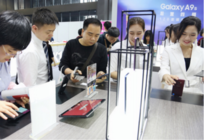 三星电子亮相2018中国移动全球合作伙伴大会 打造互联新时代