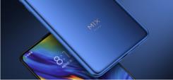 小米12.12多款新品上线,小米MIX 3宝石蓝开启首卖!