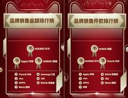 消费者支持,华为旗下双品牌天猫双12全线收割