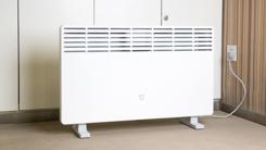 米家电暖器体验 智能操控快速制热南方过冬神器