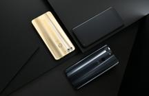 中兴发布暗光双摄手机全面屏Blade V9