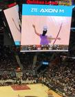中兴天机Axon M NBA骑士新年赛场吸睛