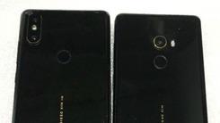 小米MIX 2S真机谍照 竖排双摄像极苹果