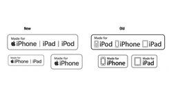 苹果配件MFi标识更新  iPod不再受宠