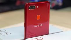 OPPO R15梦镜红开箱  设计大有不同