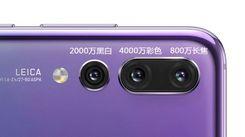 远景夜拍都不怕 摄影机皇华为P20 Pro