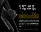 捷波朗Elite 45e悦逸 颈带式音乐耳机