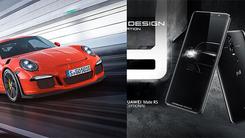 两个偏执狂 华为Mate RS对911 GT3 RS