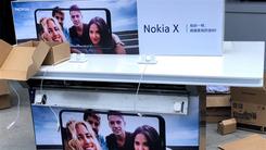 诺基亚也来致敬苹果 Nokia X搭刘海屏