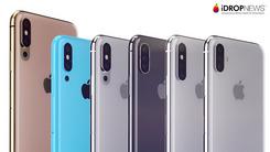2019款iPhone或将采用类似华为P20三摄