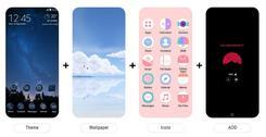 Galaxy S9|S9+多元玩法主题壁纸趣味多