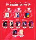 十大手机品牌赢战京东手机618开门红