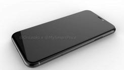 iPhone渲染图曝光 三款新机或有IPS版
