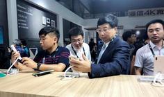 海信AI手机H20现身CES 将于6.26上市