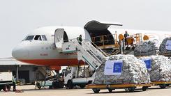 菜鸟世界杯送出50吨包裹 俄罗斯高居首