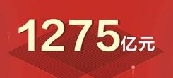 京东618下单金额1275亿冲顶消费最高潮