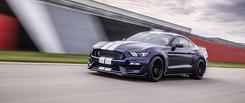 2019款福特 Mustang Shelby GT350发布