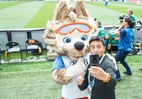 vivo AI智慧双摄记录世界杯非凡瞬间