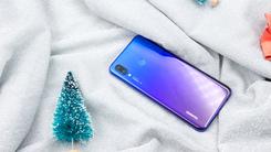 华为 nova 3蓝楹紫图赏:渐变配色+潮流自拍