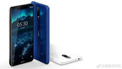 诺基亚X5正式发布:联发科P60 999元起