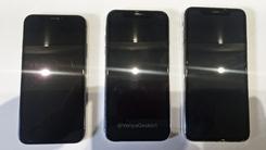 2018年iPhone产品线又有新图 5.8寸黑色版加入