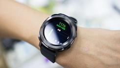时尚运动范儿 三星Gear Sport智能手表评测