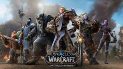 魔兽世界8.0上线 AMAZFIT陪你争霸艾泽拉斯