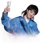 《天天向上》为华晨宇圆梦 三星Galaxy A9 Star高科技助力