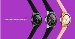 全球卖脱销,三星宣布Galaxy Watch国行预售延期