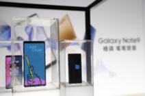 井柏然代言三星Galaxy Note9 多重魅力疯狂被打call