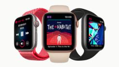 更高屏占比/定制表盘 Apple Watch  Series 4发布