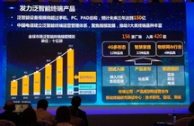 面向5G电信为何瞄准百亿部泛智能终端市场发力