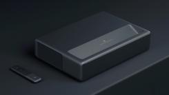 米家激光投影电视4K版发布 4K分辨率超短焦设计