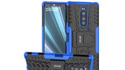 索尼Xperia XZ4曝光 全新设计造型硬朗