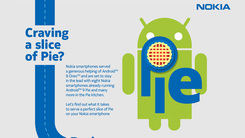 Nokia公布2019升级Android Pie路线图