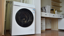 高颜值+全能清洁 米家互联网洗烘一体机美图