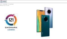 全球专业相机测评机构DxOMark出品:华为Mate 30 Pro摄像头评测