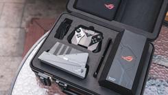 专业玩家装备 ROG游戏手机2电竞机甲套装图赏
