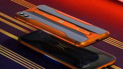 黑鲨游戏手机2 Pro疾风橙配色发布 18日首发