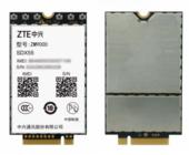 中兴5G模组ZM9000率先打通NSA/SA数据业务