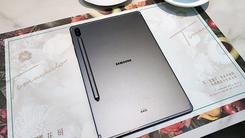 大有生产力 三星Galaxy Tab S6品鉴会现场产品图
