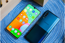 迎战5G换机潮 三星Galaxy A90 5G火爆预售中