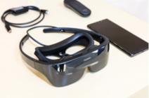 华为VR Glass眼镜重构世界 探索5G时代沉浸观感体验