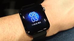 小米手表真机亮相 方形表盘四曲面机身