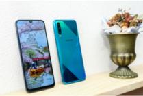 颜值配置全都有 三星Galaxy A50s引年轻消费者关注