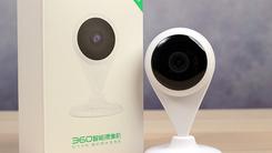 家庭安全的放心保障 360智能摄像机小水滴AI版评测