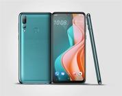 HTC Desire 19s发布 水滴屏背部指纹后置三摄