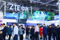 中兴5G工业模组和5G室内路由器亮相2019中国移动合作伙伴大会