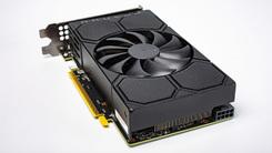 对标GTX 1650? AMD RX5500公版造型及性能曝光