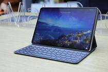 华为发布全球屏占比最高平板电脑 华为MatePad Pro重构创造力